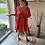Thumbnail: Sunny Flower Dress Red