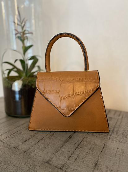 Marron Elegance Bag