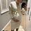 Thumbnail: Emilie beige jurk