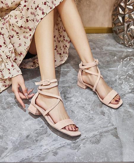 Elegance Easy Go Shoe Beige