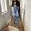 Thumbnail: Kimono blauw