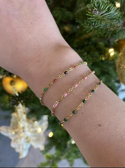 Colour Bracelets