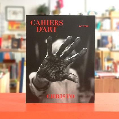 Christo - Cahiers d'Art