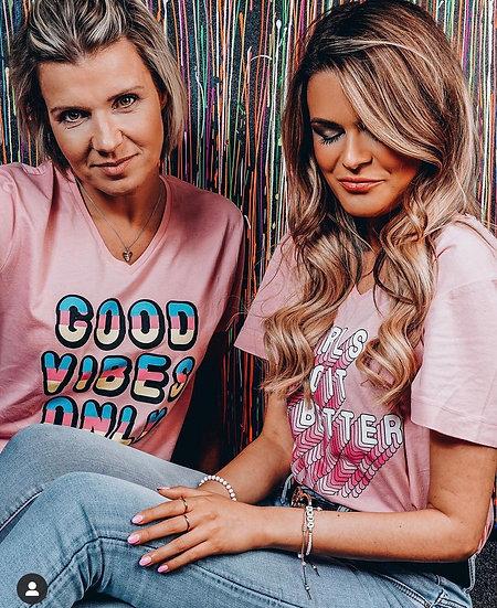 YENTL K TSHIRT- Girls do it better