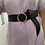 Thumbnail: Black Belt Gold - 110cm/120cm