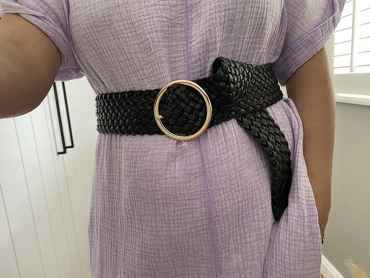 Black Belt Gold - 110cm/120cm