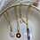 Thumbnail: Golden Compass Necklace