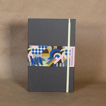 V&A design notebook