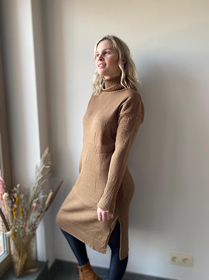 Sweater Dress Bruin