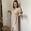 Thumbnail: Beige Star Dress - YENTLKBYYENTL