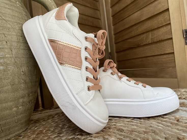 Serinda Shoes Pink