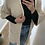 Thumbnail: Beige lange vest