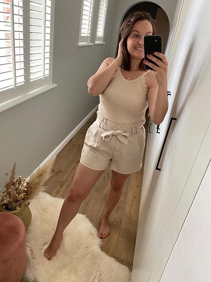 Comfy Short beige