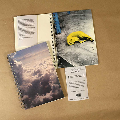 Nutbook spaziotempo. Quarta edizione.