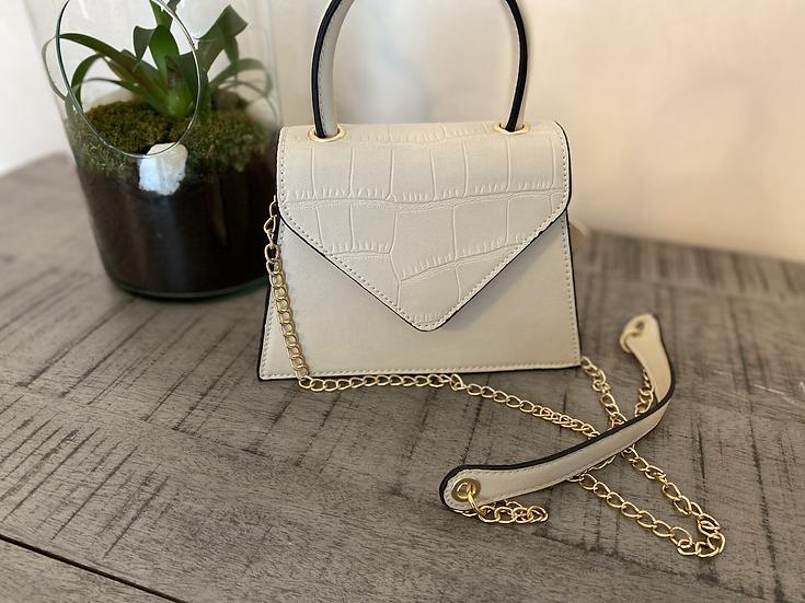 Beige Elegance Bag