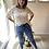 Thumbnail: Nina High Waist jeans