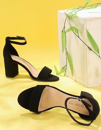 Elegance black shoes