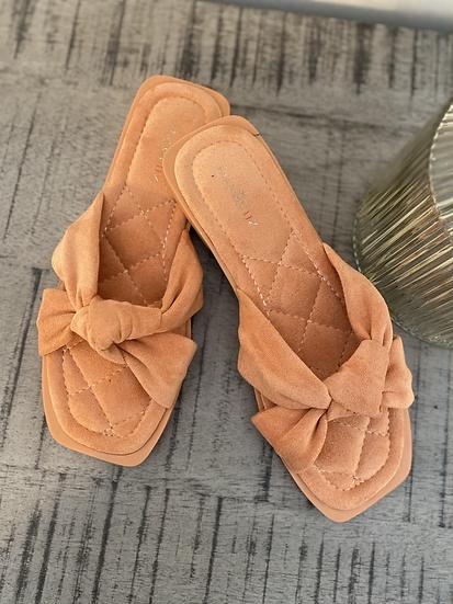 Orange Peachy Lovely shoe