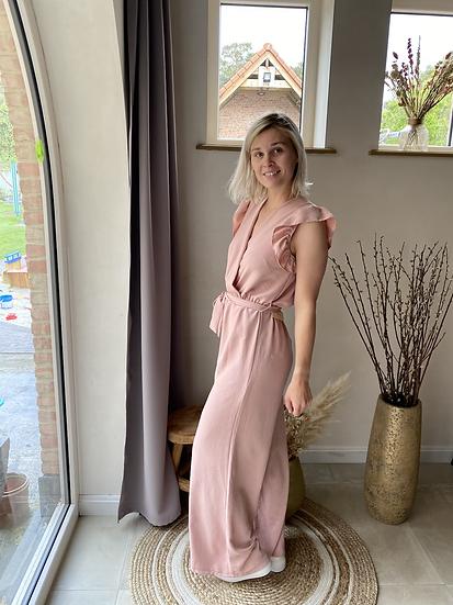 Carolien Jumpsuit Pink