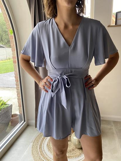 Stunning Jumpsuit Blauw/grijs