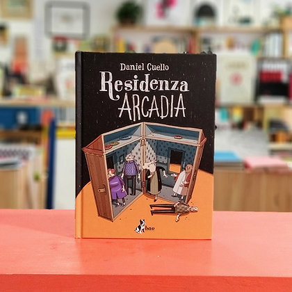 Residenza Arcadia - Bao publishing