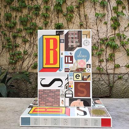 Building stories - Coconino press