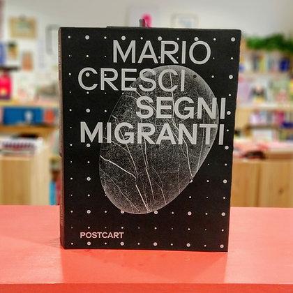 Segni migranti  - Postcart