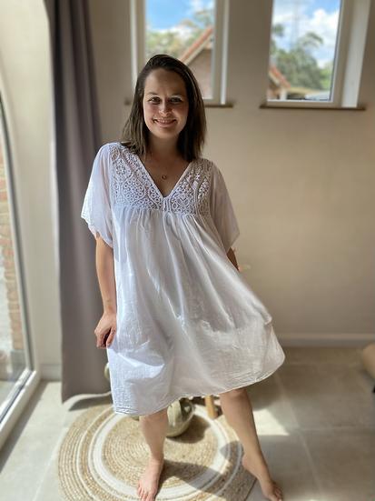 Romantic Dress White