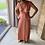 Thumbnail: Malibu Dress roos (op verschillende manieren te dragen)
