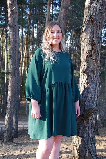 Sweet Green Dress