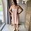 Thumbnail: Lovely Short dress zacht rose