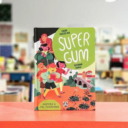 Supergum 2 . Mistero A Val Fuorimano - Bao publishing