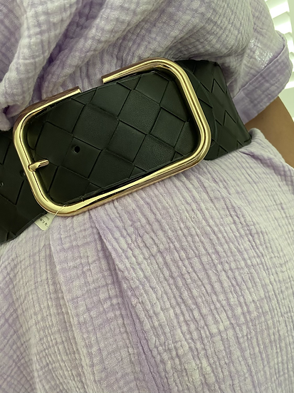 Black Belt Gold classy