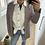 Thumbnail: Geruite blazer