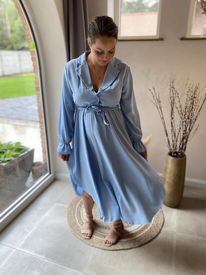 Stunning dress Blauw
