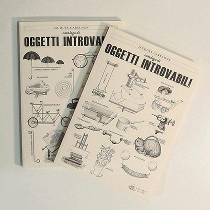 Catalogo di oggetti introvabili. Voll.1 e 2. - Vanvere Edizioni