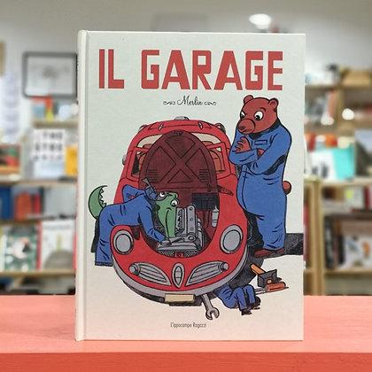 Il garage - L'Ippocampo edizioni