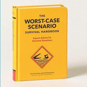 The Worst-Case Scenario Survival Handbook - Chronicle Books
