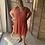 Thumbnail: Julia Dress Oranje/rood