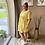 Thumbnail: Sunny Flower Dress Yellow