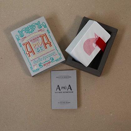 A+A: il gioco delle coppie