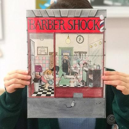 Barber Shock
