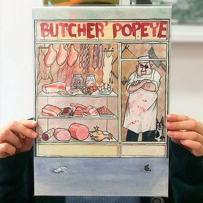 Butcher' Popeye