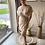 Thumbnail: Stunning Wrap Dress Beige