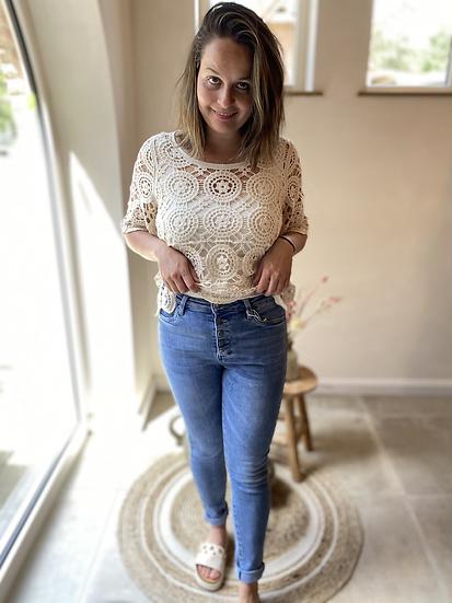 Nina High Waist jeans