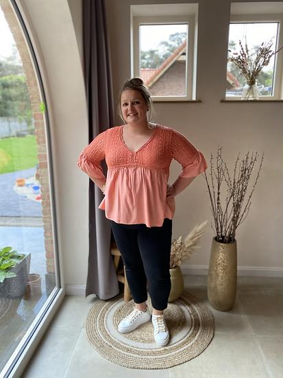 Miss Julia Shirt Pink