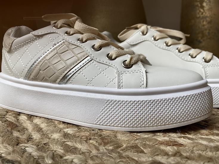 Serinda Shoes Beige