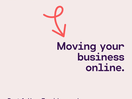 Covid-19 and Moving Your Business Online
