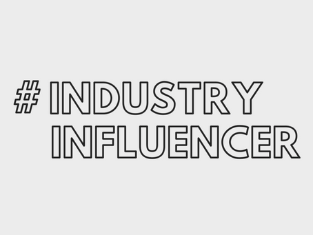 How to become an influencer.