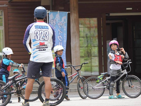 平成29年度 秩父市民BMX初心者教室
